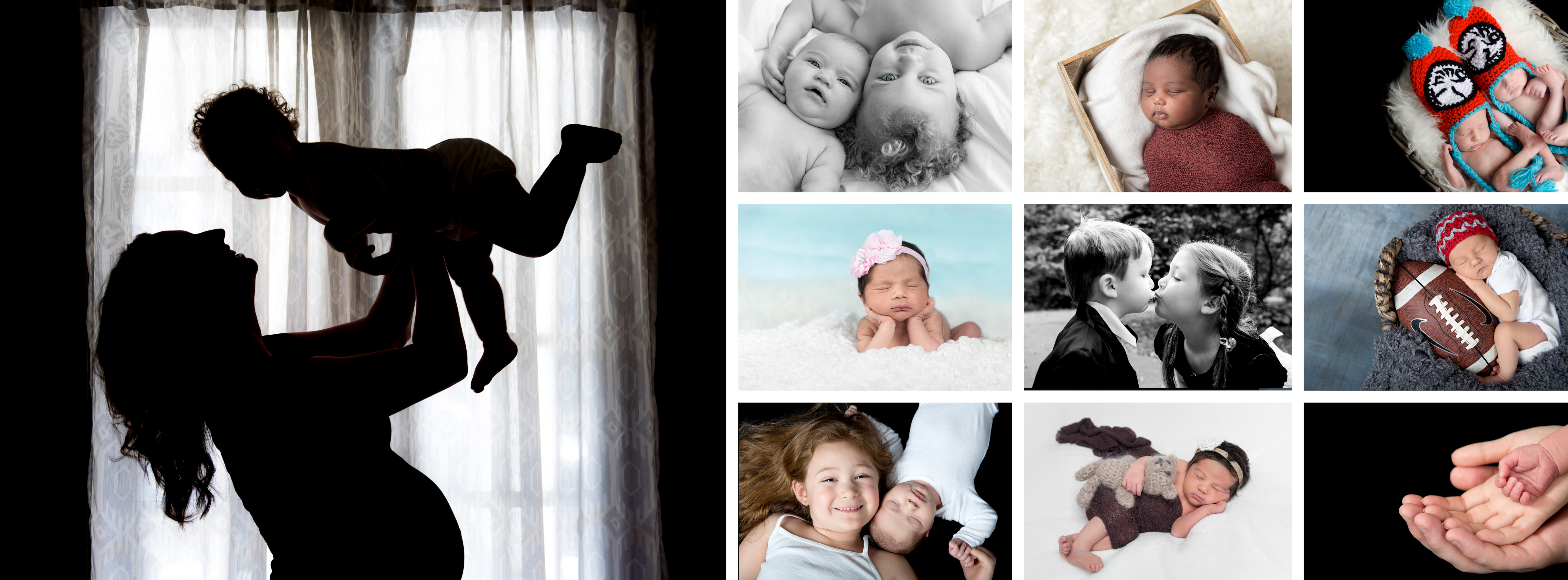 Newborn Family Photographer Delaware Ohio