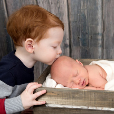 Maternity and Newborn Portrait Package