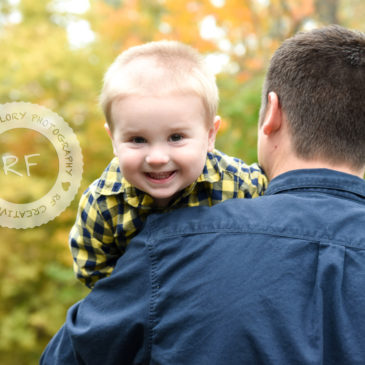 Ledford Family Portraits – Fall – Westerville, OH
