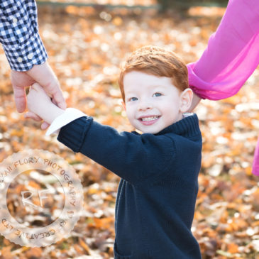 Outdoor Family Portrait Photography | Dublin, Ohio