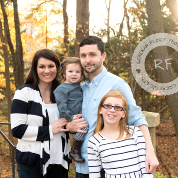 Fall Family Portraits | Outdoor Photography | Columbus, Ohio