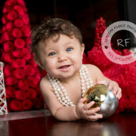 Emma and Family | Christmas Portrait Photography | Columbus, OH