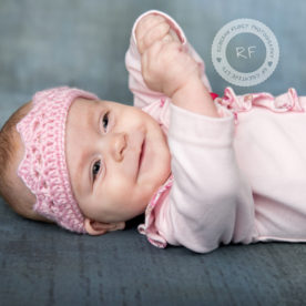 Emme | 4 Month | Studio Baby Photography| Galloway, OH