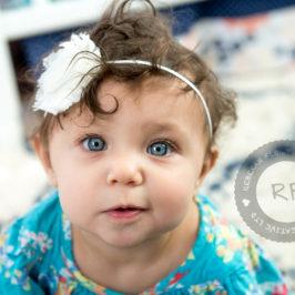Emma – 9 months | Columbus, Ohio Baby Photography