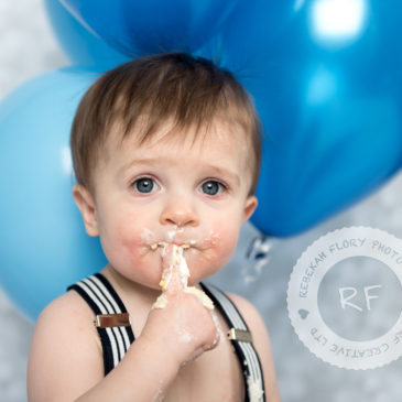 Hayden – 1 year | Marysville, Ohio Baby Photography