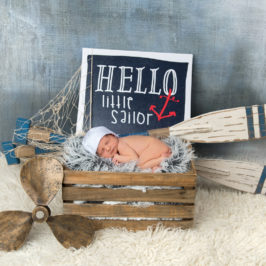 Delaware, Ohio Newborn Photography | RF CREATIVE, LTD