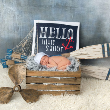 Delaware, Ohio Newborn Photography | RF CREATIVE, LTD