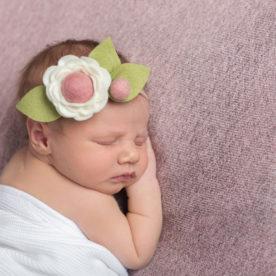 Meadow Jane – Powell, Ohio Newborn Photos